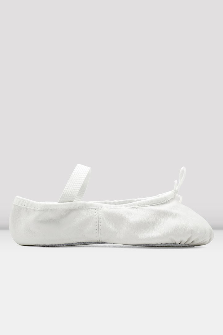 Bloch Arise S0209 White Full Sole Ballet Shoe