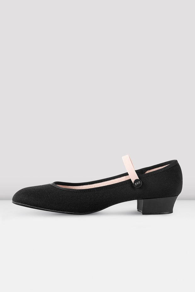 Bloch Accent Low Heel Character Shoe