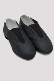 Bloch Pure Split Sole Leather Jazz Shoe