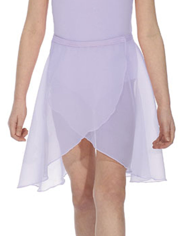 Roch Valley Tulip Georgette Wrapover skirt
