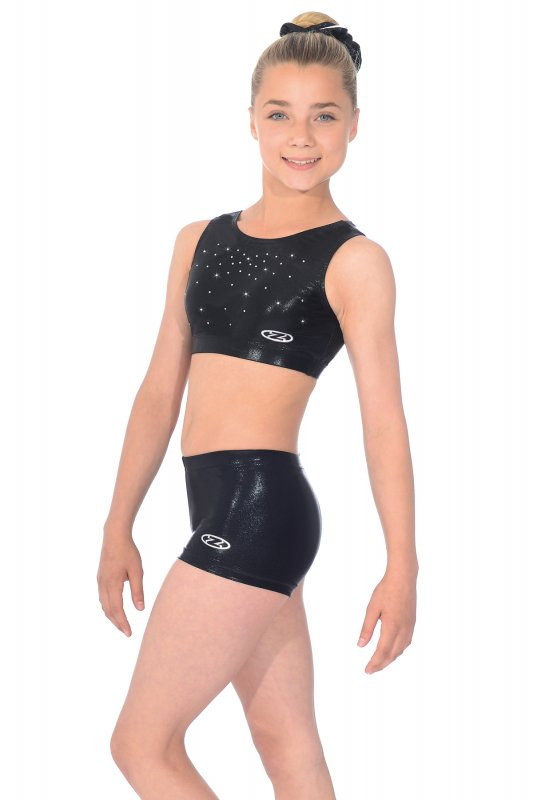 The Zone Chic Gymnastic Shorts