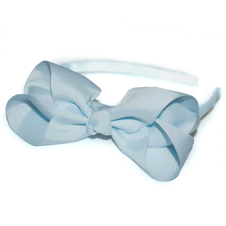 Candy Bows Traditonal Bow Head Band