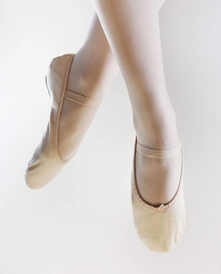So Danca BAE23 Split Sole Canvas Ballet Shoe