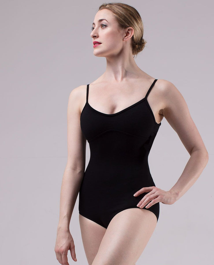So Danca Cotton Camisole Leotard