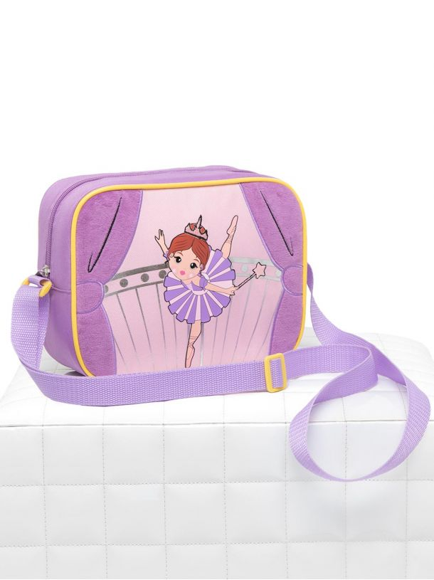 Capezio Sugar Plum Lunch Case