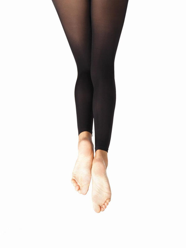 Capezio 1817 Ultra Soft Footless Ladies & Girls Tights