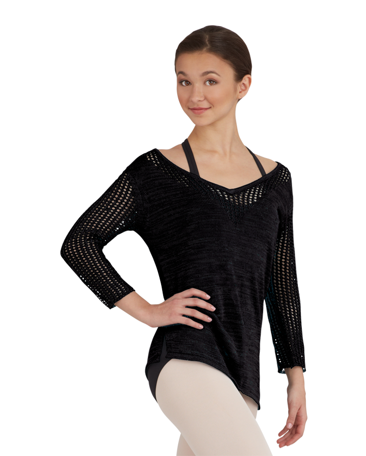 Capezio V Neck Sweater