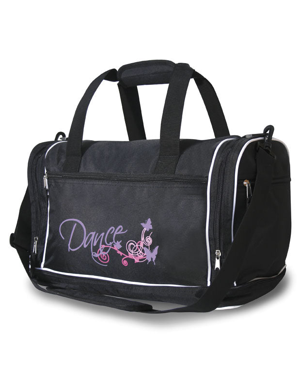 Roch Valley Black & White Dance Holdall