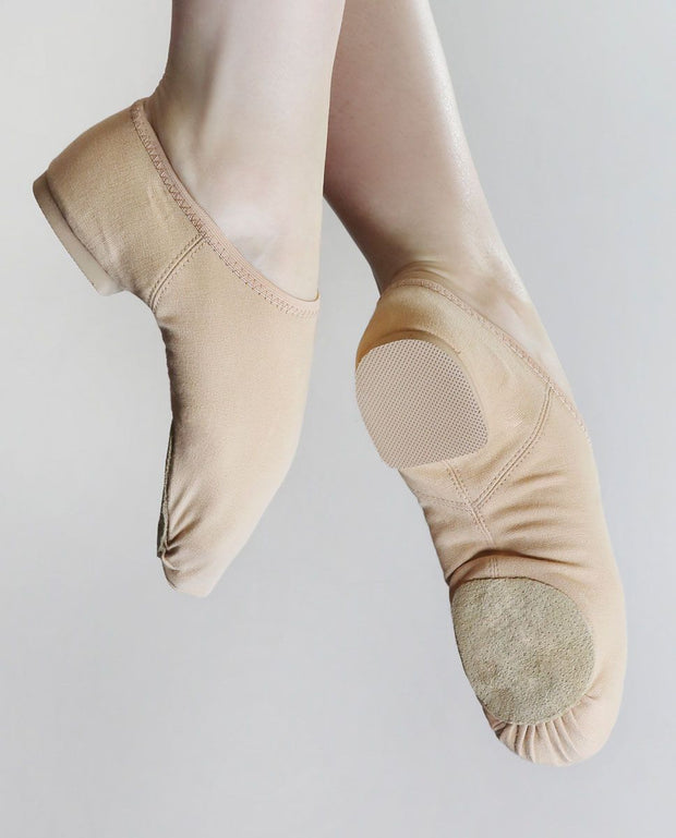 So Dance Canvas Split Sole Jazz Shoe