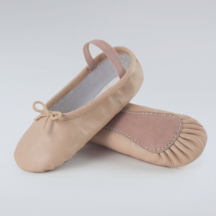 1st Position Leather Ballet Shoe