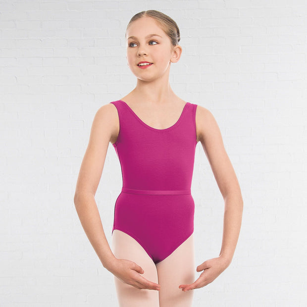 1st Position Tank Leotard