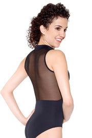 So Danca Raisa Zip Front Leotard