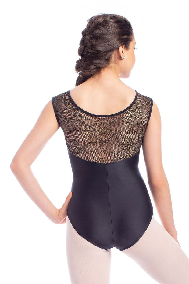 So Danca x Sarah Mearns Round Neck Tank Leotard