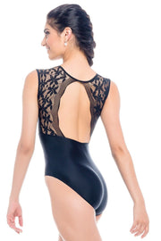 So Danca Lyne Lace Tank Leotard