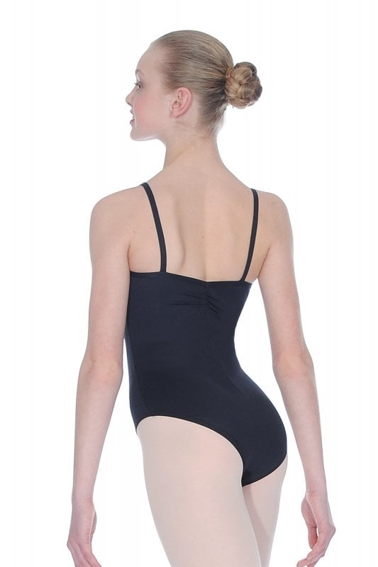 Roch Valley Black Fouetté Camisole Leotard