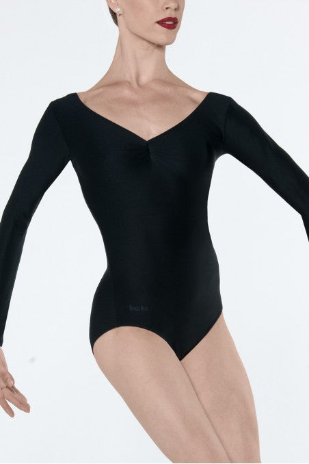 Wear Moi Saba Long Sleeve Leotard