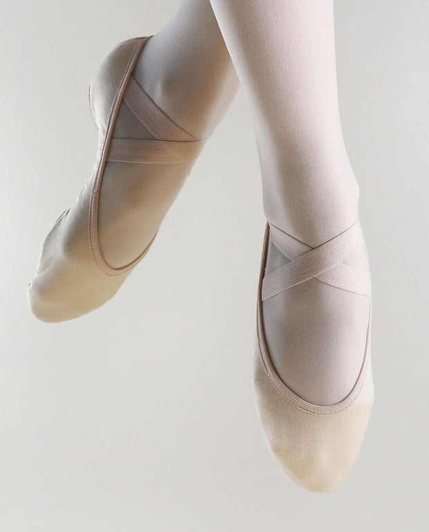 So Danca SD16 Canvas Split Sole Ballet Shoe