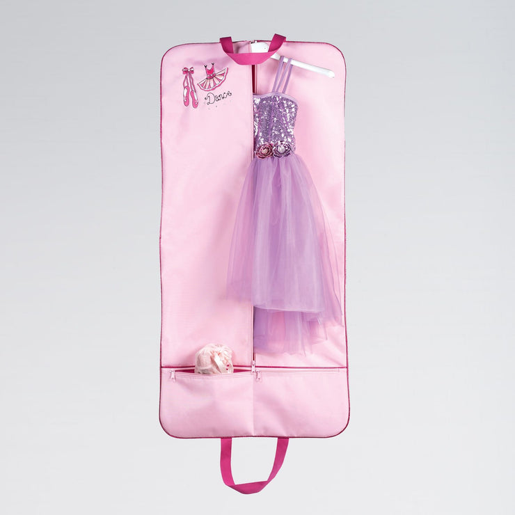 Pink Costume Carrier