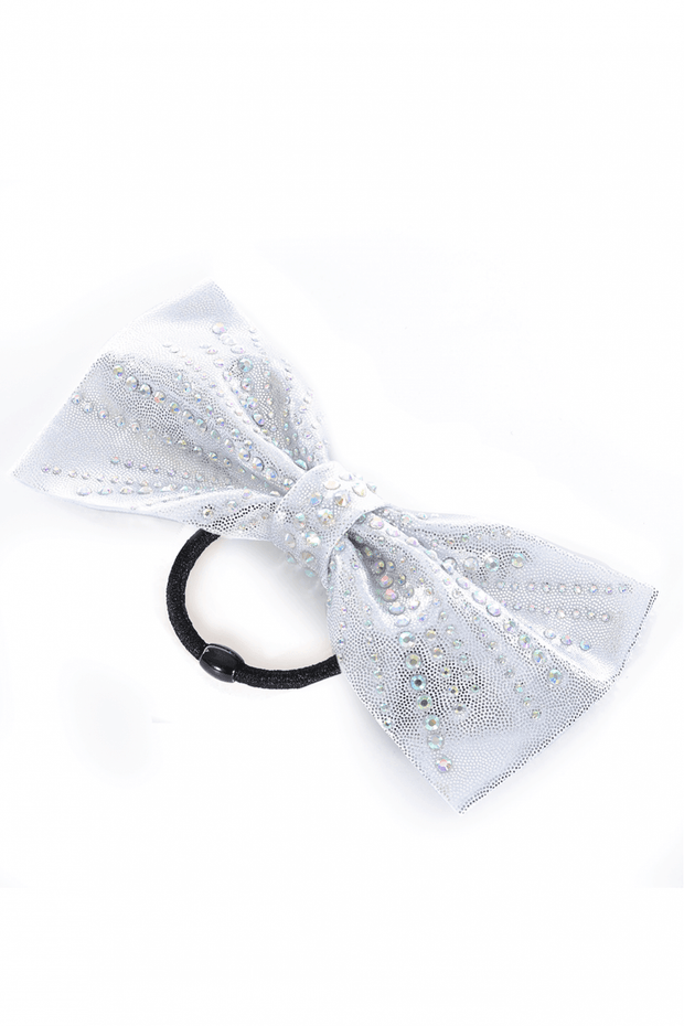 The Zone Diamanté Hair Bow