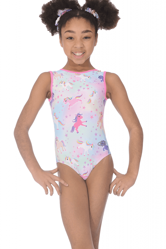 The Zone Dreams Sleeveless Leotard