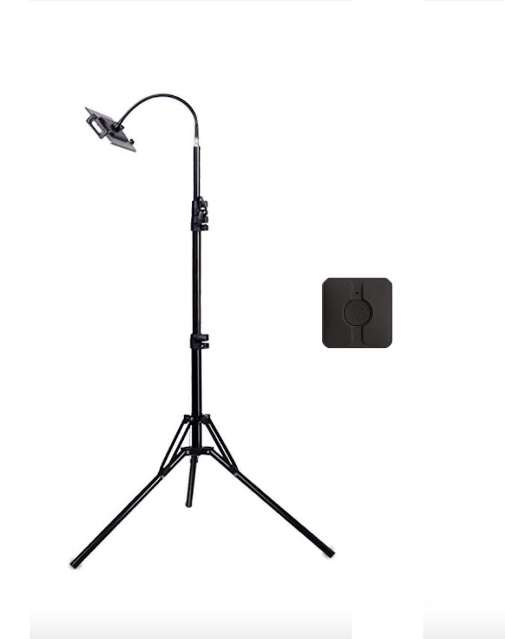 Flexible Tripod + Clixy Set