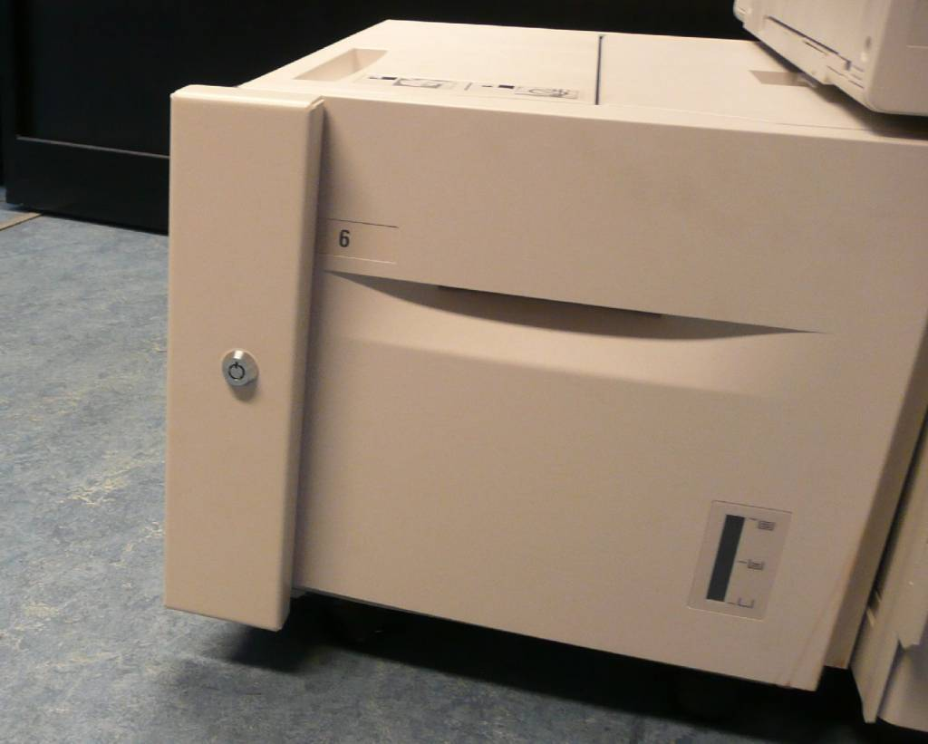 Paperclamp Xerox LCT