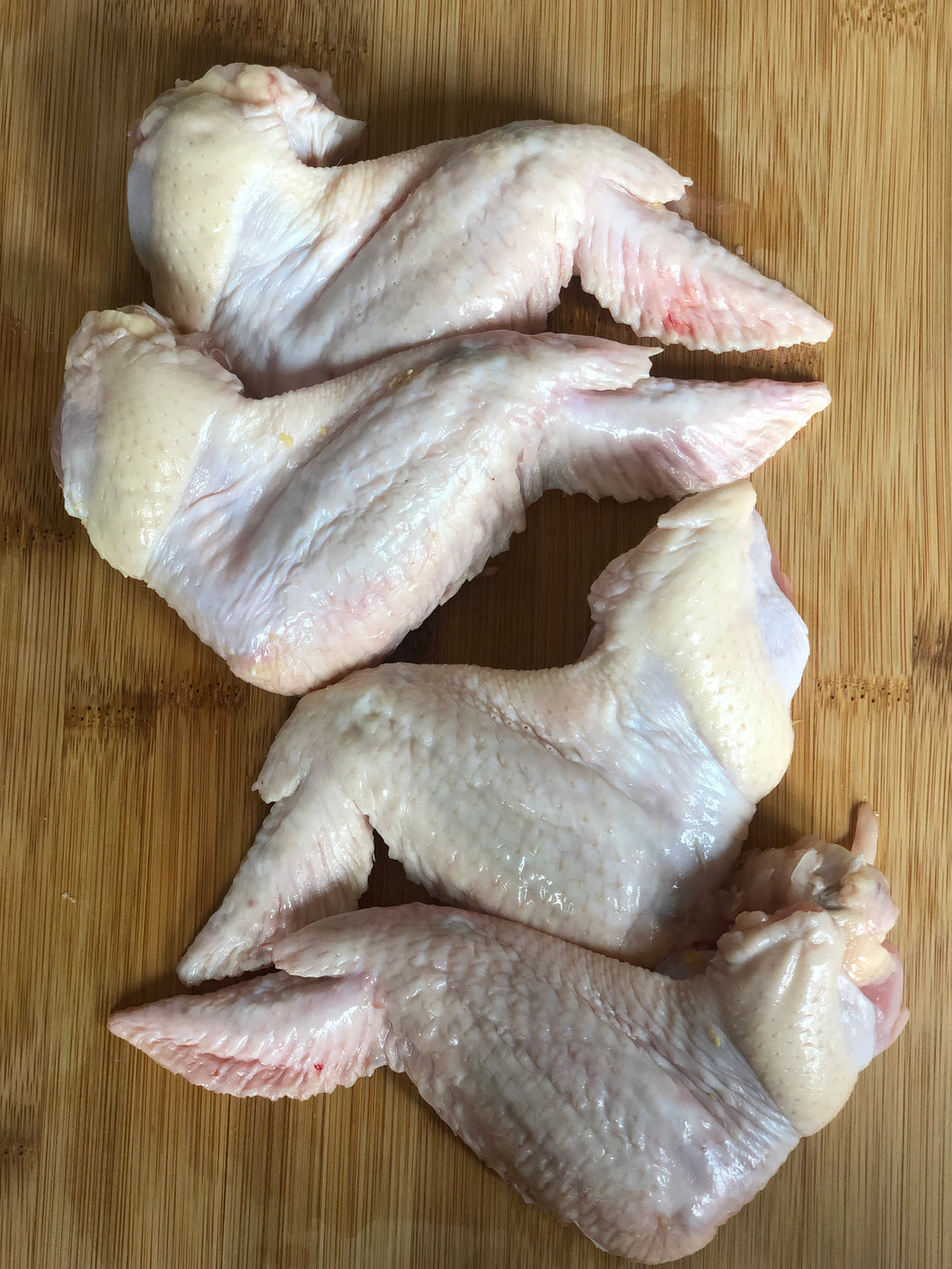 Chicken wings 1.5lbs
