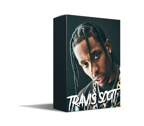 TRAVIS SCOTT VOCAL PRESET - LOGIC PRO X