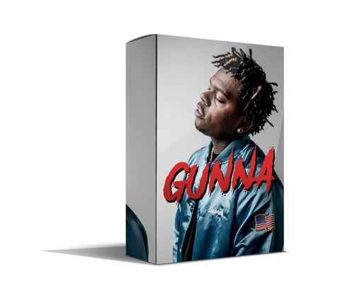 GUNNA VOCAL CHAIN PRESET - LOGIC PRO X