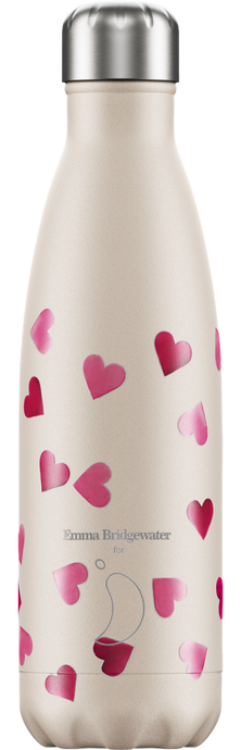 Botella termo Chilly CORAZONES