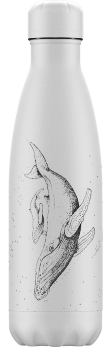 Botella termo CHILLY´S Sea Life Ballena