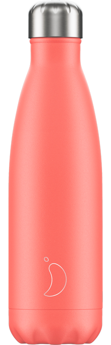 Botella termo Chilly Coral Pastel