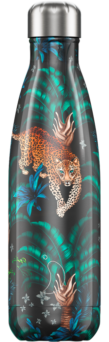 Botella termo Chilly LEOPARDO