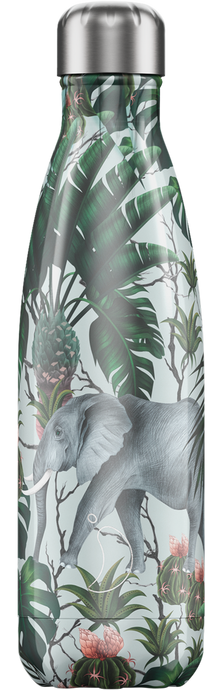 Botella termo Tropical Elefante