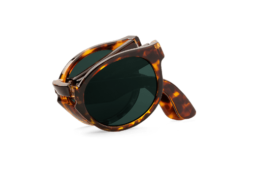 Gafas de sol MR BOHO FOLDABLE CHEETAH TORTOISE