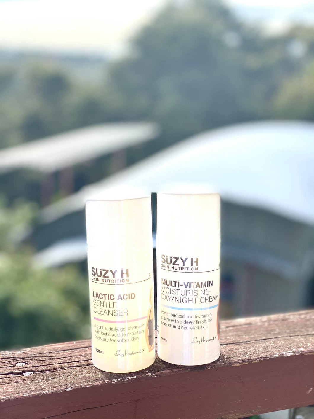 Dynamic Duo's - Lactic Acid Cleanser + Multi-Vitamin Day/Night Cream
