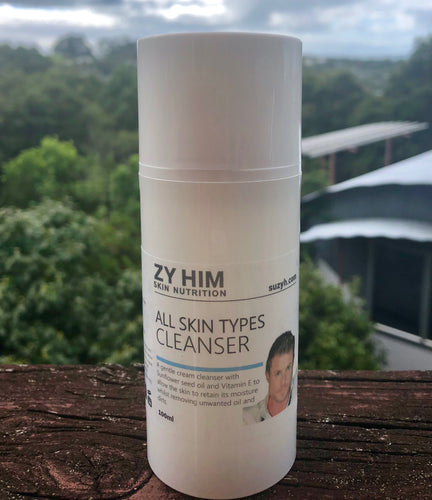 ZY Him - All Skin Types Cleanser - 100ml