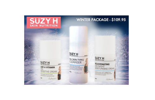 Suzy H Winter Package