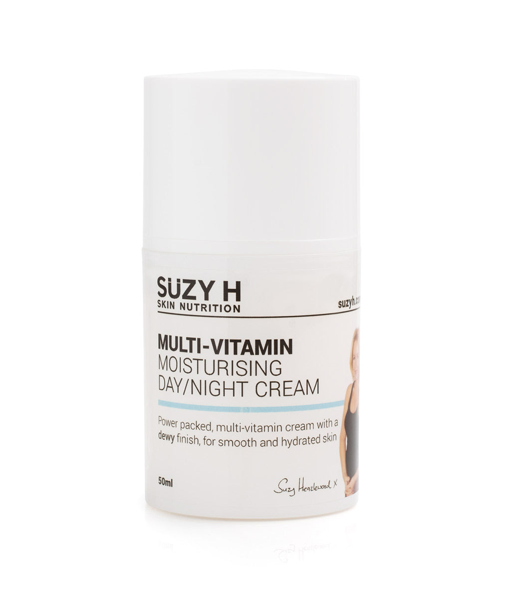 Multi-Vitamin Moisturising Day/Night Cream 50ml