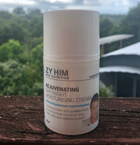 ZY Him - Rejuvenating Day/Night Moisturising Cream 50ml