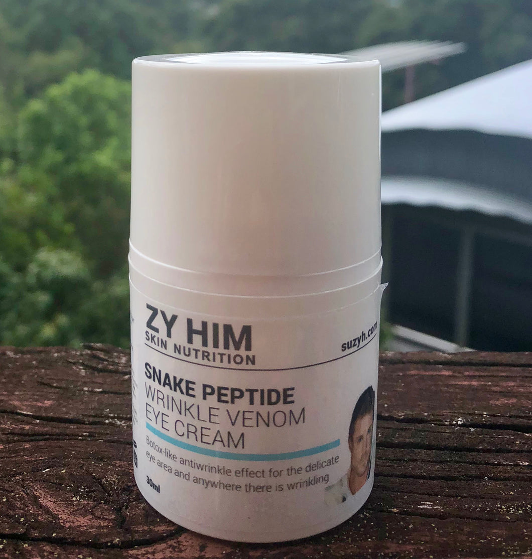 ZY Him - Snake Peptide Wrinkle Venom Eye Cream 50ml