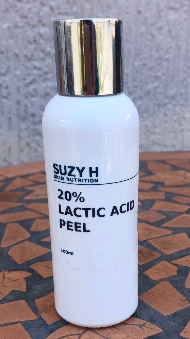 20% Lactic Peel - 100 ml