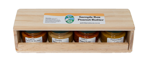 Sample Box Peanut Butter