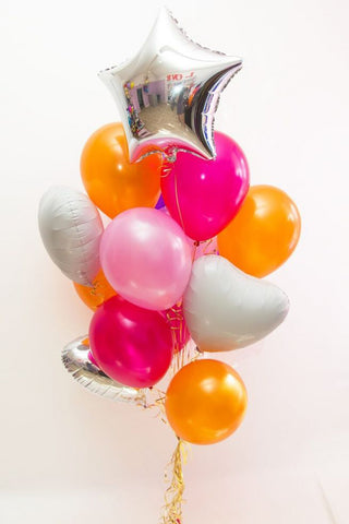 Candy Crush Balloon Bouquet