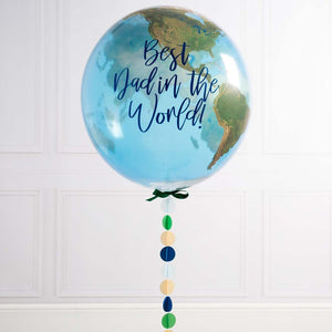 Customized Bubble Balloon- World's Best