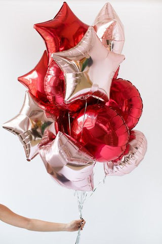 Honey Love Balloon Bouquet