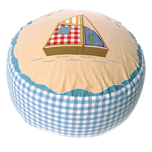 beach house bean bag for children