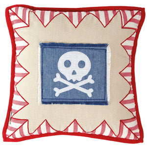 cushion cover for the pirate shack play house