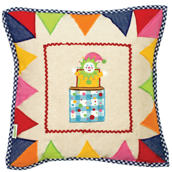 cushion cover for the toy shop play tent