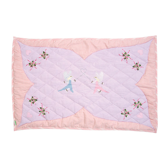 Fairy Cottage children's play mat